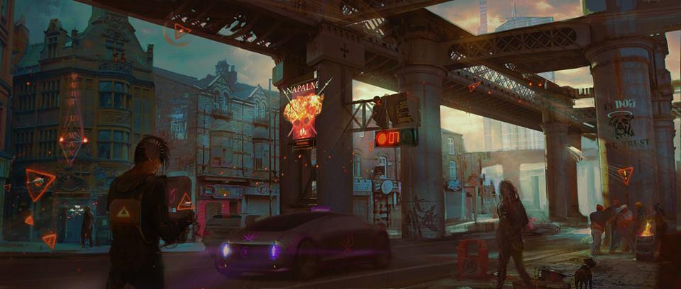 Cyberpunk 2020 - Syndicate wars - I Cacciatori