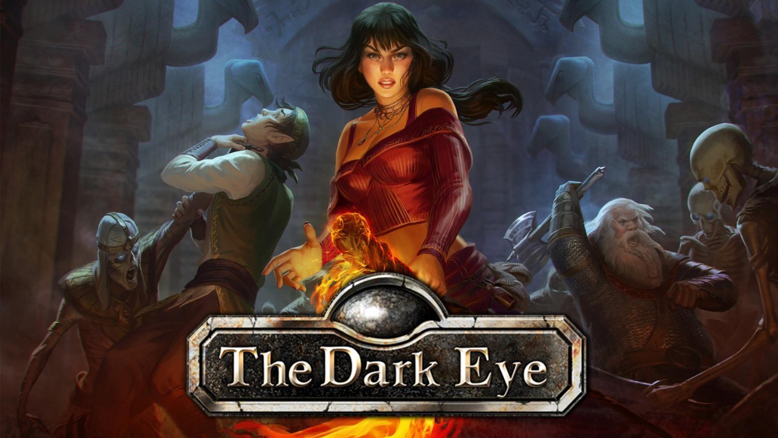 [The Dark Eye 5ed.][Emmanus][Topic di Gioco] -Gli schiavisti di Reichforst