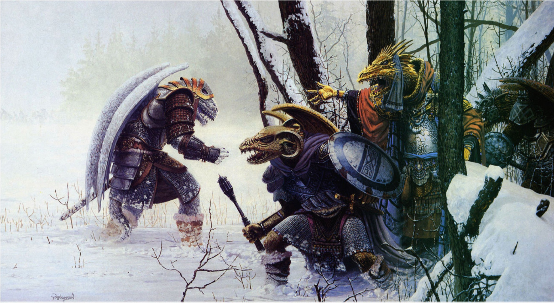 Dragonlance - War of the Lance
