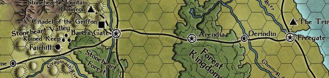 The Lost Lands (Swords & Wizardry)
