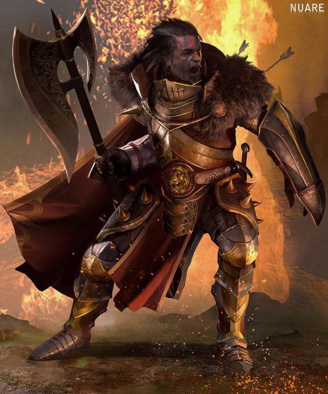 Personaggi Eroi del Magnamund