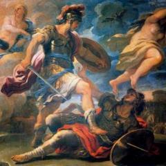 Aeneas Romae