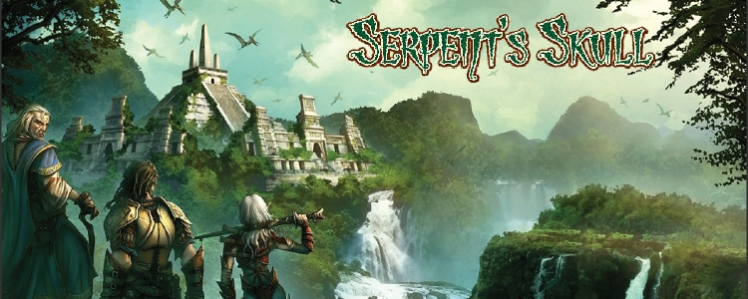 Serpent's Skull -Green Group