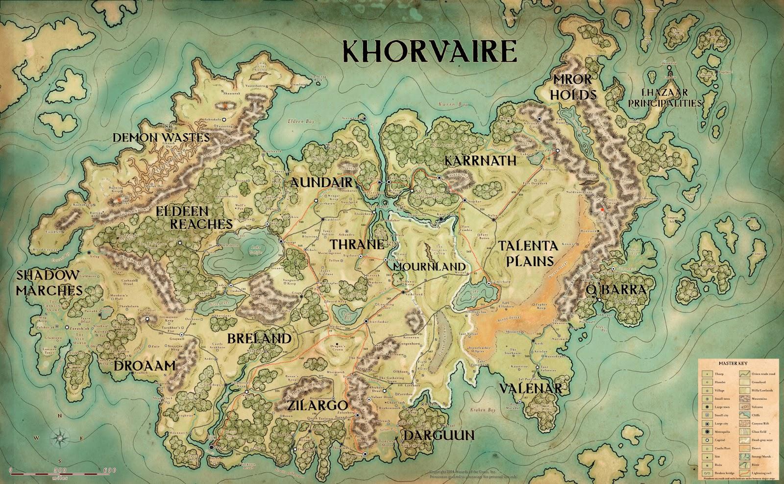 Ombre del Khorvaire