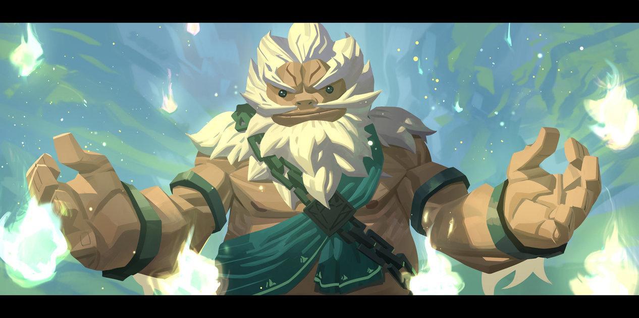 The Legend of Zelda 5e - Razze, Goron