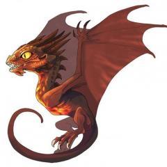 Dragonspainted