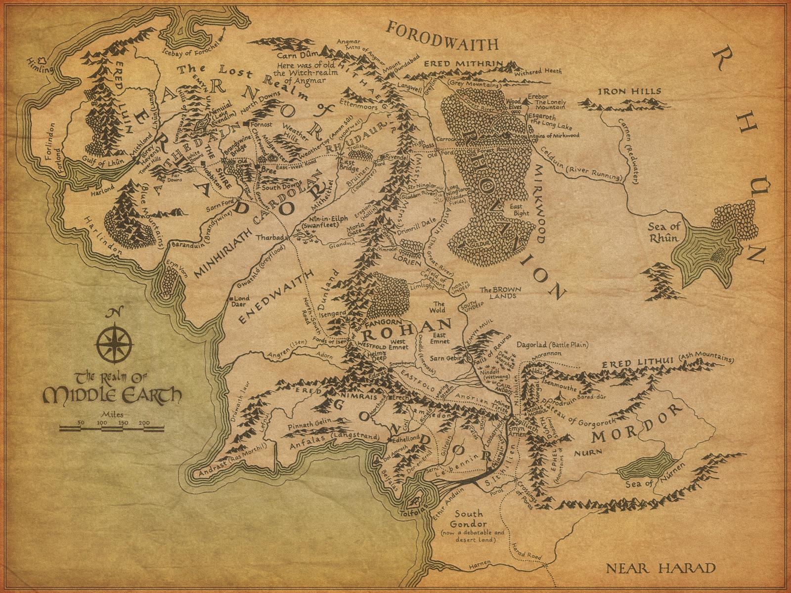 Avventure nella Terra di Mezzo (by L_Oscuro)
