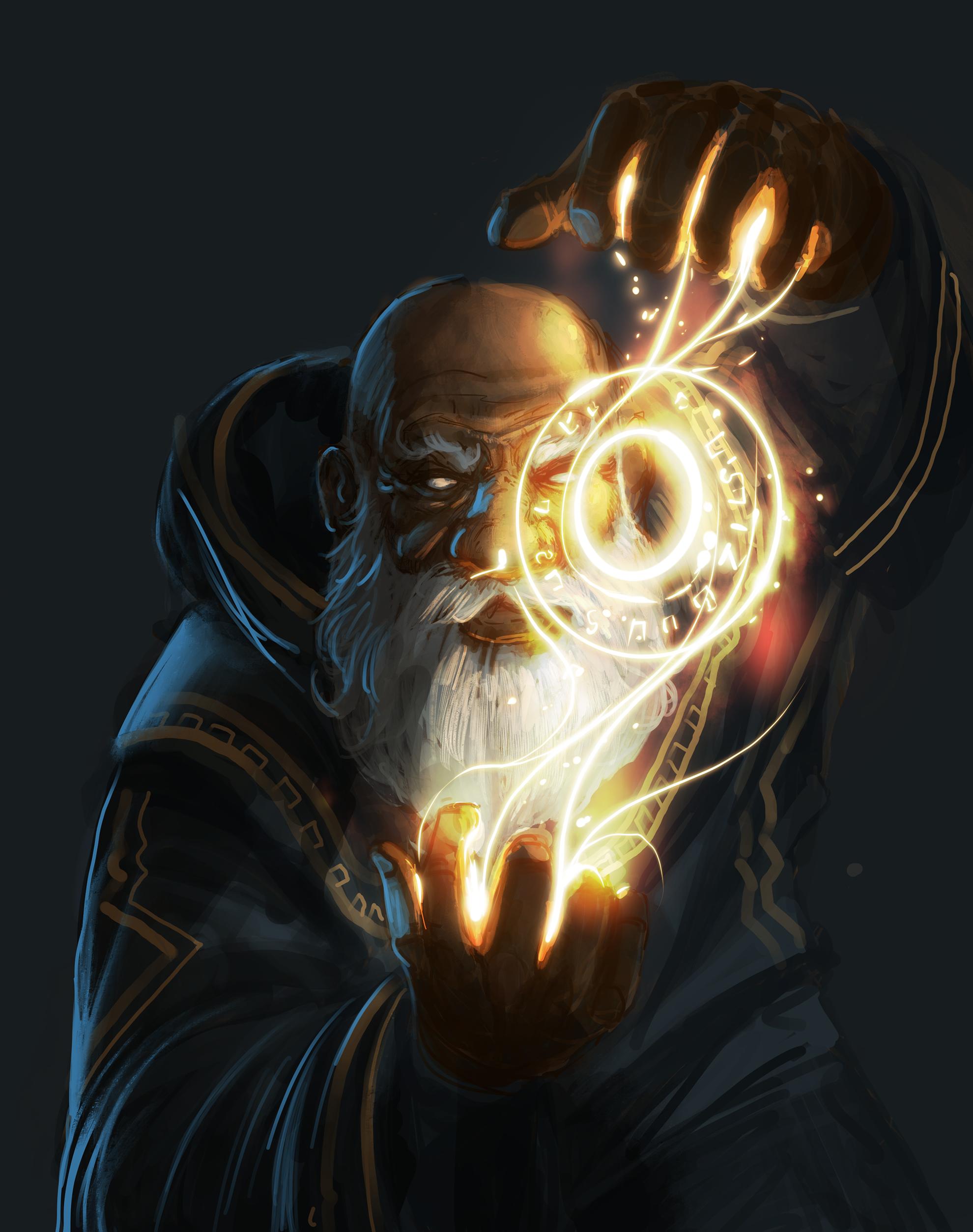 D&D 3.5 Il maestro dei Glifi