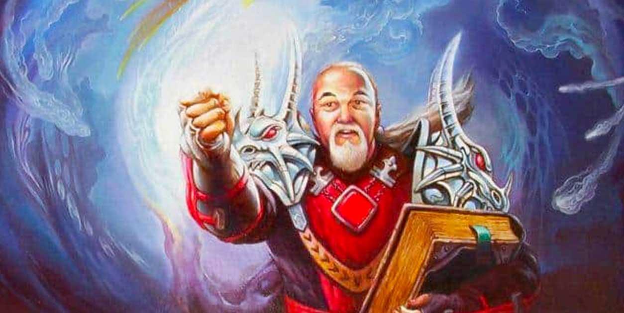 Auguri a Gary Gygax