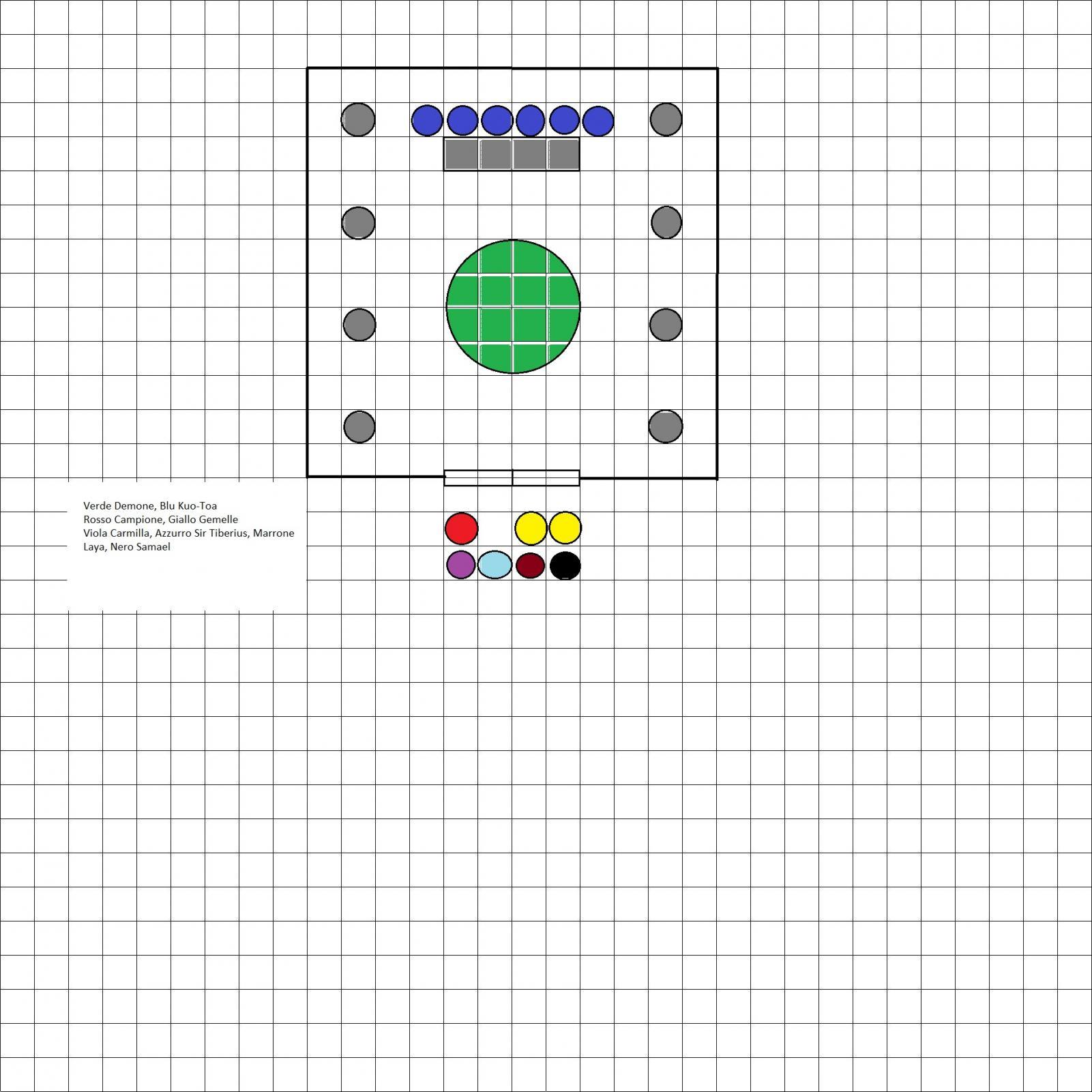 Mappe Ritorno Al Tempio del Male Elementale